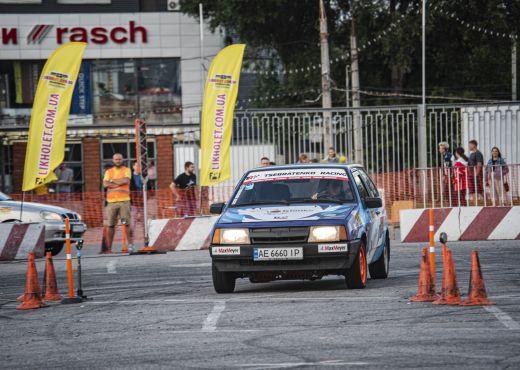 Запрошуємо на I етап Чемпіонату України з автомобільного автослалому!