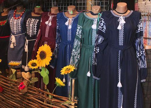 """До дня вишиванки: найбільнший вибір одягу в етностилі на ТЦ """"Барабашово"""""""