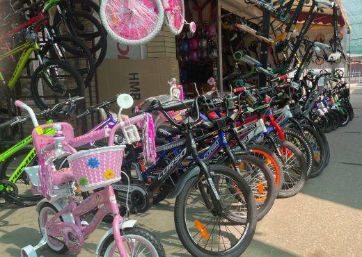 """Найбільший вибір велосипедів на ТЦ """"Барабашово"""""""