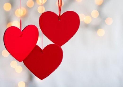 Вітаємо з Днем всіх Закоханих!